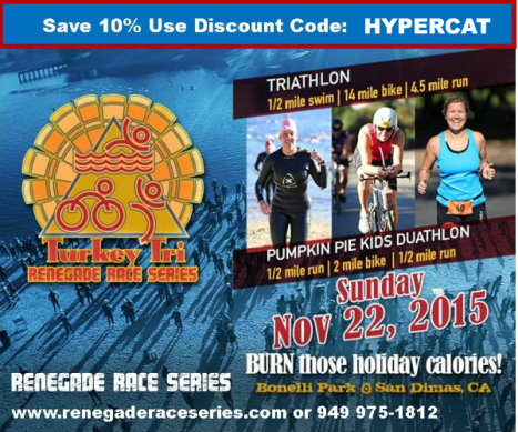 Turkey Tri and Pumpkin Pie Kids Duathlon